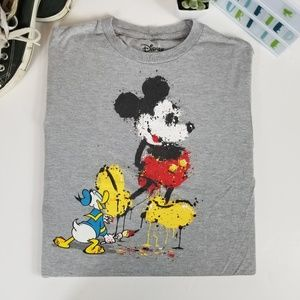 Micky Mouse & Donald Duck Tee